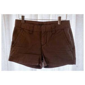 2/$22| Esprit 100% Cotton Grey Chino Shorts